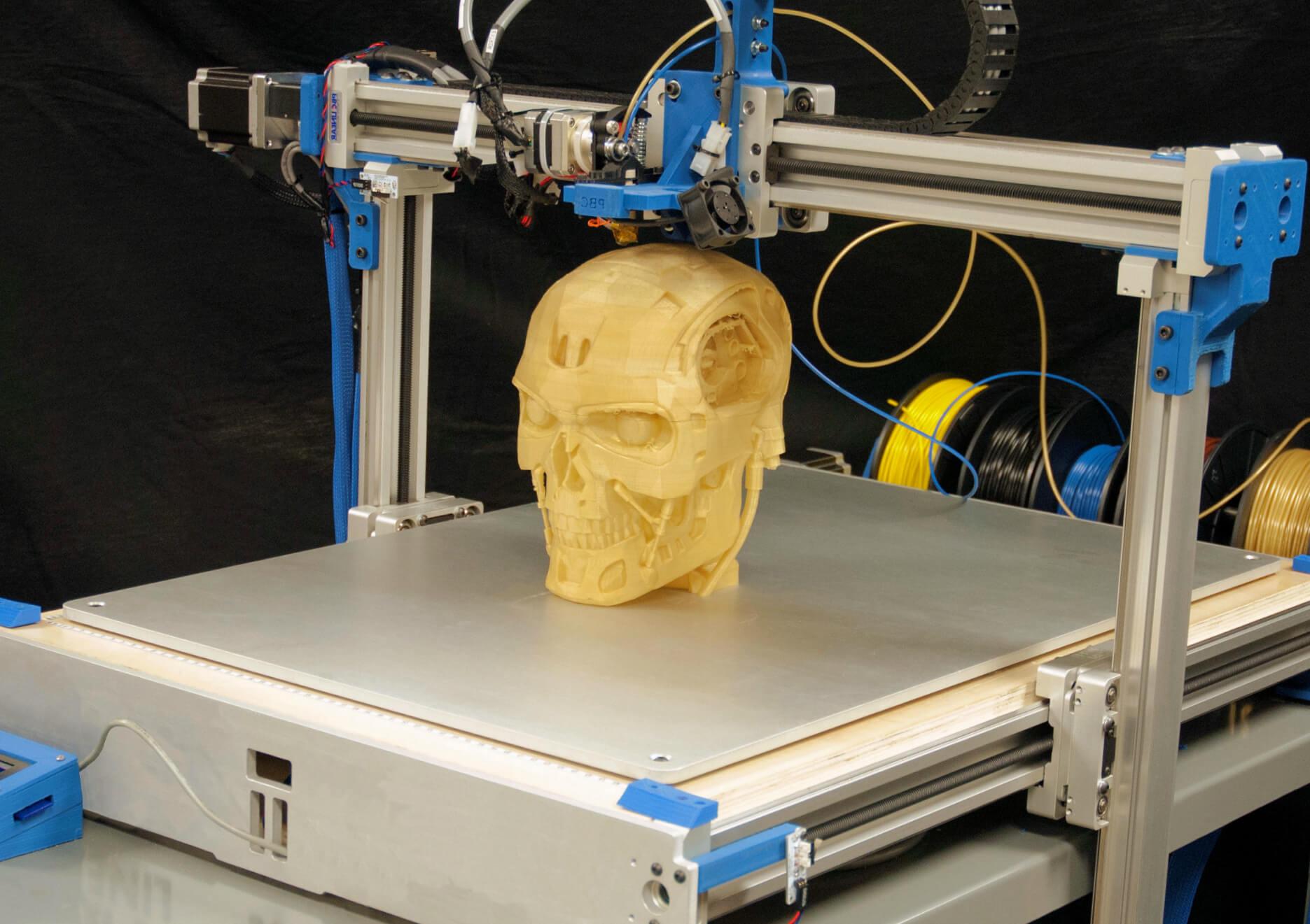 Бизнес на 3D печати