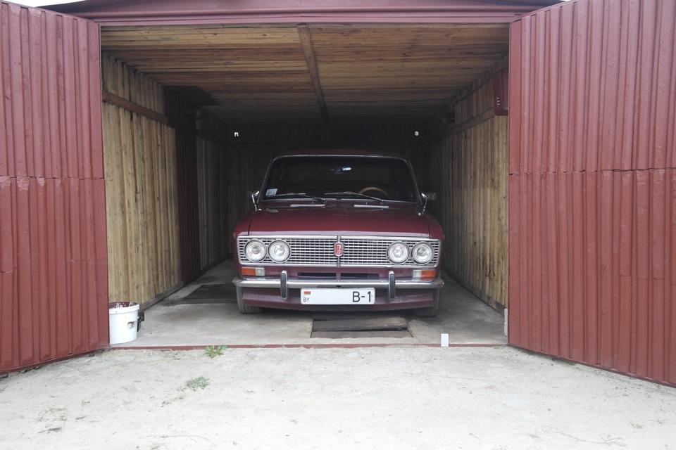 Хранение машины