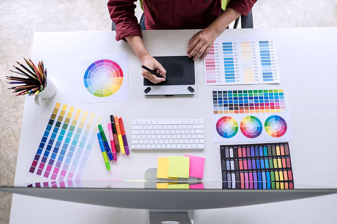 Заработок графическим дизайнером