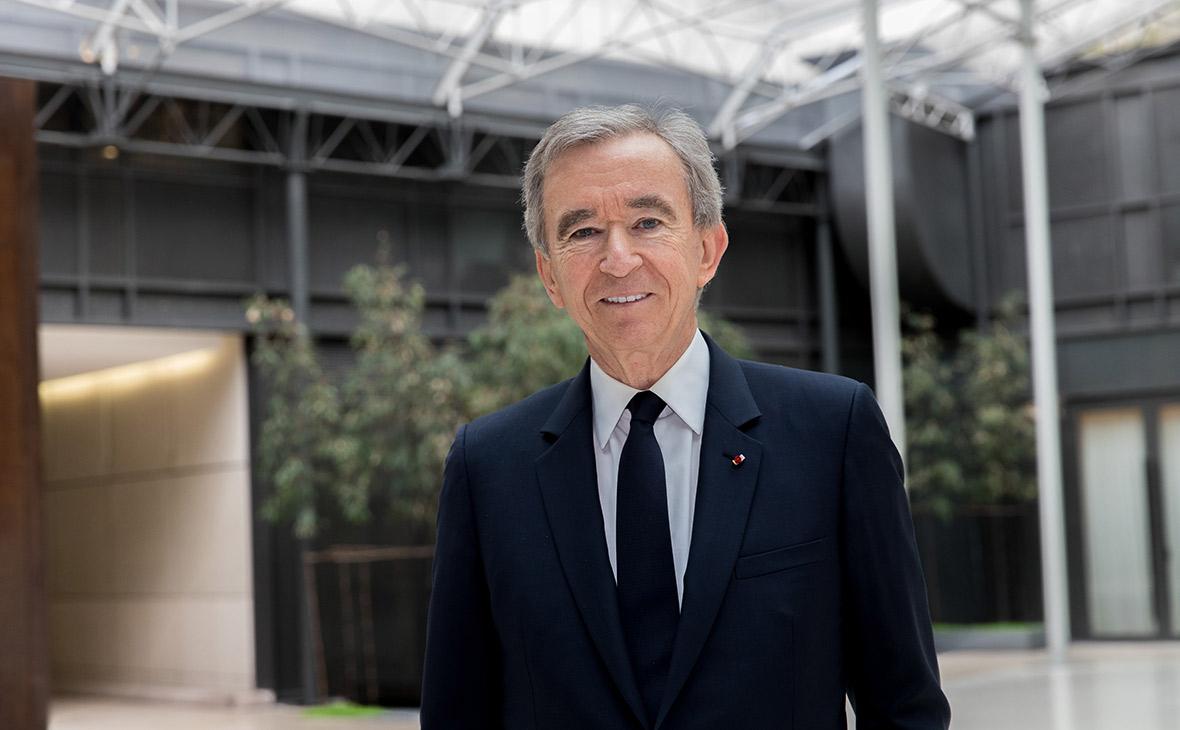 Миллиардер из Франции вошел в тройку богатейших людей мира