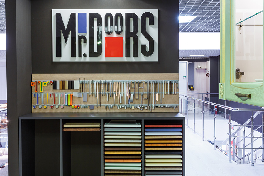 Mr. Doors франшиза