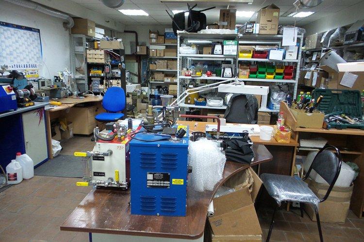 Ремонт бытовой техники в гараже
