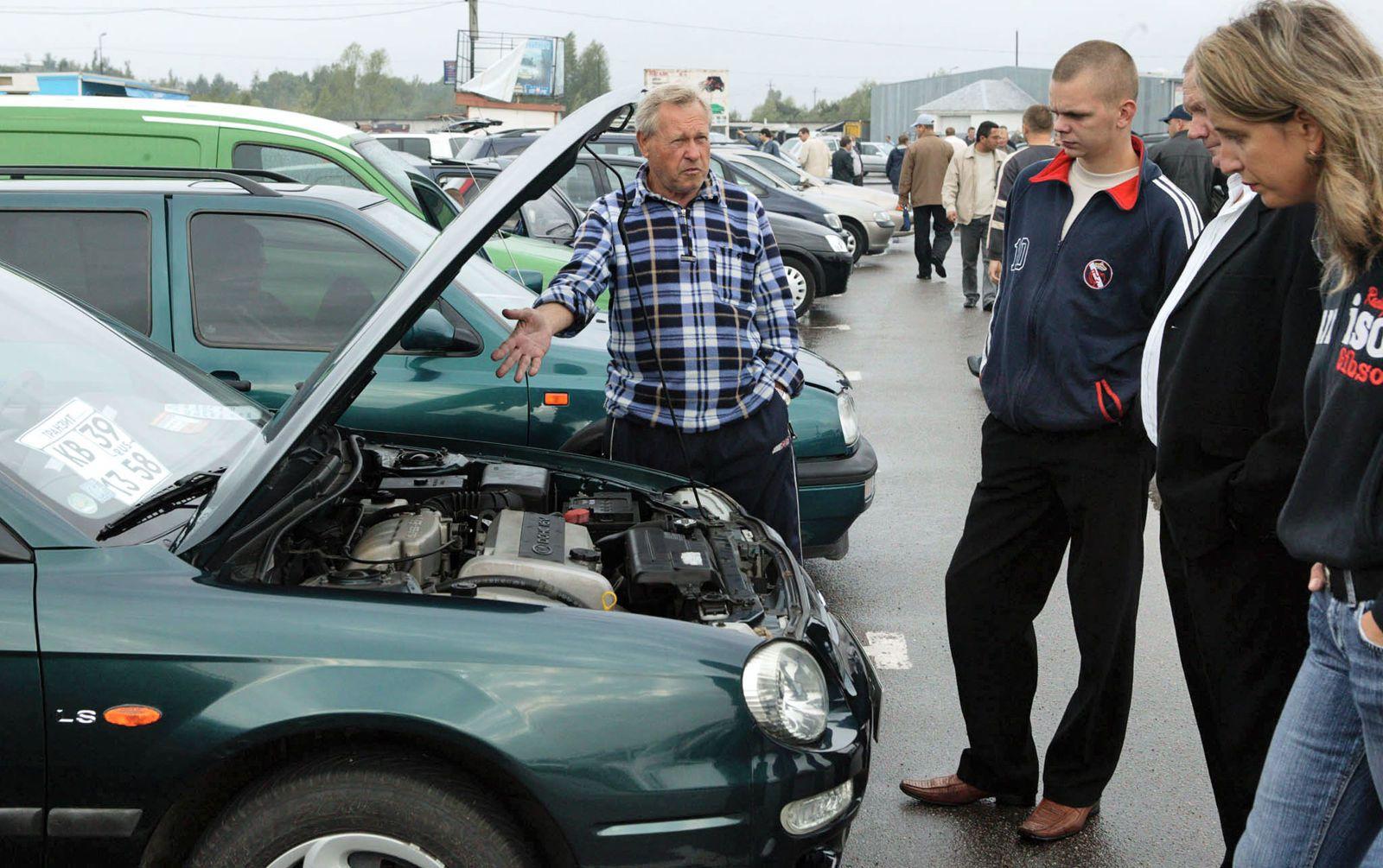 Общение с клиентом при продаже автомобиля