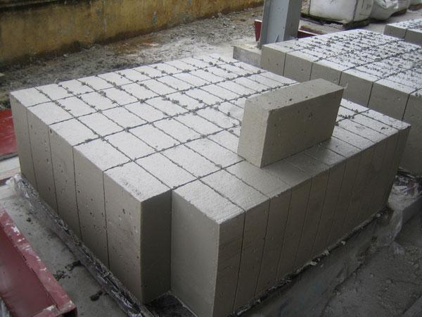 Производство пеноблоков в гараже