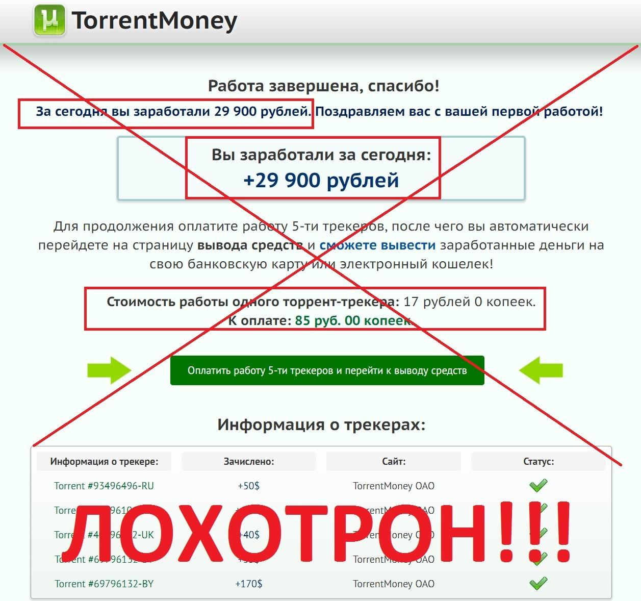 Обман в интернете, мошенники